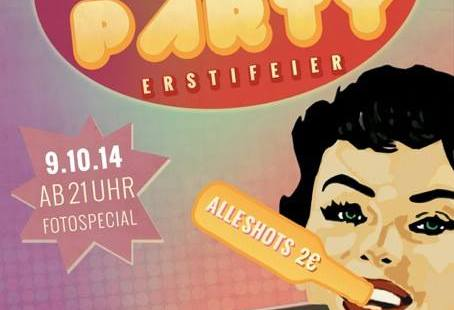 Kulturwirt Erstiparty 2014