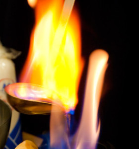 Traditionelle Feuerzangenbowle am 02.12.14